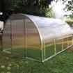 Serre de jardin Polycarbonate 12.80 m2 ANTHEA - Agrimec