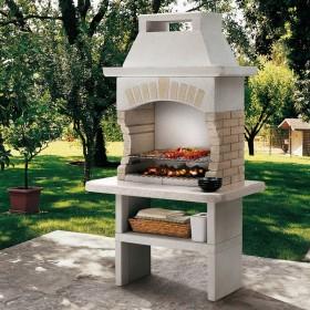 Barbecue fixe FIJI en pierre