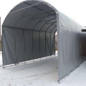 Abri camping car INVERNO 3.50x8 mètres toile P.V.C