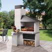 Barbecue en pierre réversible FARO NEW - Palazzetti