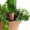 Système d'arrosage bouteille de vin - Biogreen